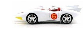 model car-Jada Toys Speed Racer Mach 5