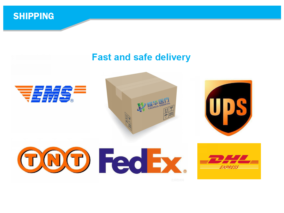 Urine analyzer shipping