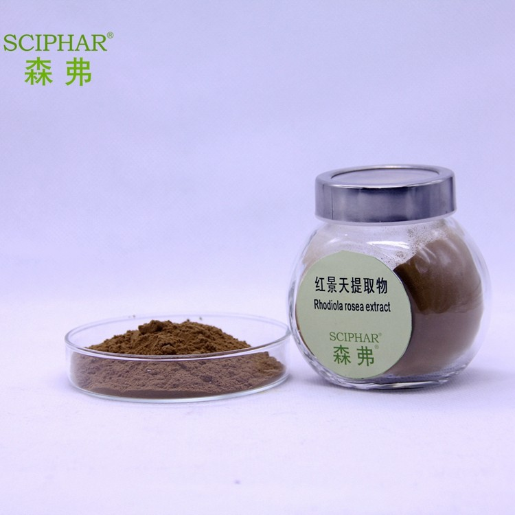 ISO HACCP Kosher HALAL GM Professional Factory Supply Best Selling Rhodiola Rosea Extract