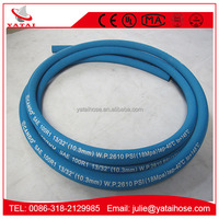 Steel Wire Braided High Pressure Hydraulic Rubber Hose For Lube