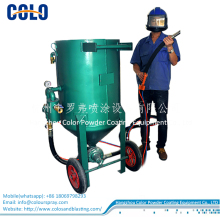 COLO-110P-PC-2 Sand Blasting Machines Portable Sandblaster