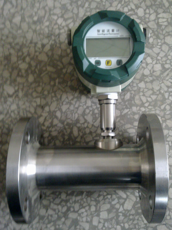 LCD digital argon gas flow meter/natural gas flow meter
