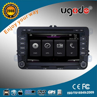 ugode Alibaba Golden Supplier U7 Auto DVD GPS for volkswagen VW Tiguan DVD GPS Auto
