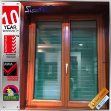 AGGA high quality | Australia standard | aluminum clad wooden single hung window