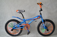 2015 High Quality Bmx Freestyle Bike,20inch steel frame Freestyle Bike alloy rim and 140H SPOKE ALLOY PEDAL,