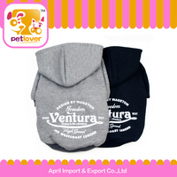 Pet Apparel & Accessories Type and Dogs Application sports hoodie dog clothes