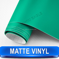 Guangzhoueagle Outdoor Advertising Material 10140 Matt Outdoor Self Adhesive Vinyl, Poster Printing Pvc Vinyl