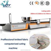 JOY professional knitted fabric computerized auto cutting machine with own brand copyright