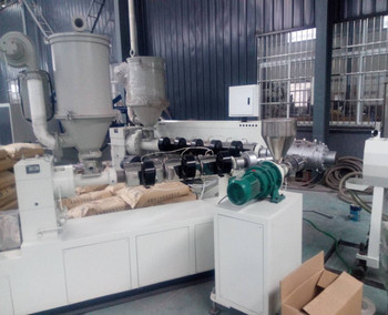Three layers used ppr fiberglass complete pipe production line for sale