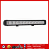 L1KC11 Factory direct high power 120W LED strip light single platoon leader modified off-road lights lights
