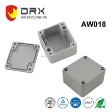 Customized ip67 waterproof aluminum junction box for electronic