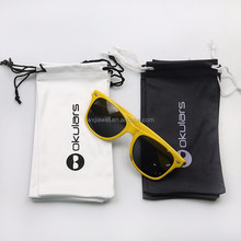 Hot progressive fashion nylon sunglasses pouch customizable