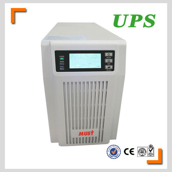 IGBT ups for financial system net work room 220vac net work room 220vac storage ups battery