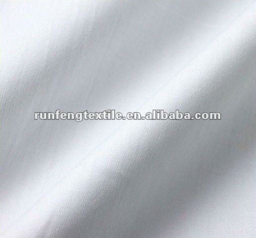 100% cotton white fabric for pillow