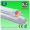 High bright 100lm/w ul dlc listed 8ft led tube light fixture
