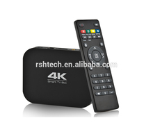 4K Ultra HD TV Box KODI addons loaded free watch live TV live sports