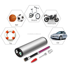 Portable auto tire inflator DC 12V mini car air pump electric air compressor pump