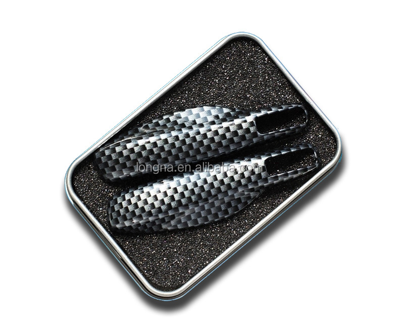 Accessories. Car Gloss Carbon Fiber Remote Protection Case Key Shell Cover For Porsche Cayman 911 Panamera Cayenne Macan