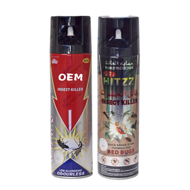 Spray Insecticide 400ml Insecticide Spray Crawling Insect Killer spray