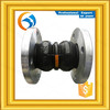 Connector customized high pressure rubber flexible joint pipe fitting