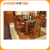 2016 new style antique solid wood dining room sets