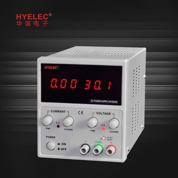 DC Power Supply HY3000N Series 0~30V,0~5A stable linear mode DC Power Supply