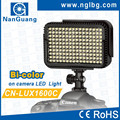 NanGuang CN-LUX1600C Bi-color LED video camera light LED light panel camera light