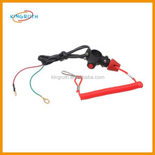 Kill Switch Assembly for 49cc 70cc Dirt Bike ATV Quad bike