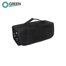 Custom High Cable Organizer Polyester Roll Up Travel Bag