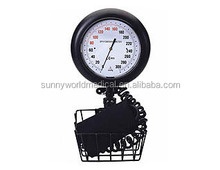 SW-AS22 desk/wall type aneroid blood pressure monitor with metal basketball
