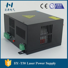 Voltage-Stabilized Laser Equipment Source 30W-50W from China