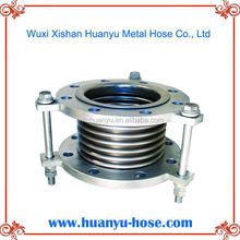 Steam expansion flexible joints corrugated hose