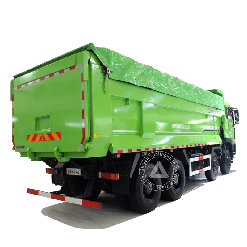 U shape dump truck 50 ton China
