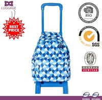Hot sale alibaba china hangzhou cheap girls shool bag, high qualit school trolley bag