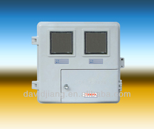 SMC/DMC single phase 2 gang Electric Meter Box