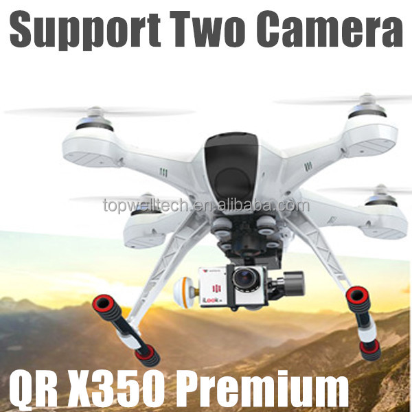 New aerial photography drone plane HD camera two follow me mode GPS WiFi control long time flight