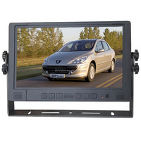 10.1 Inch Color LVDS LCD Monitor Car Rear view Monitor