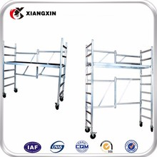 walk through fast style frame scaffold for construction