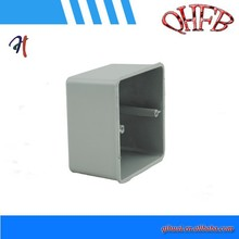hot sale aluminum die casting switch box / square box