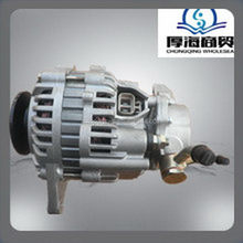 alternator for MITSUBISHI 4D56 MD141119 TF-AT354 4D56 aternator-single pulley also supply linz alternator for mitsubishi