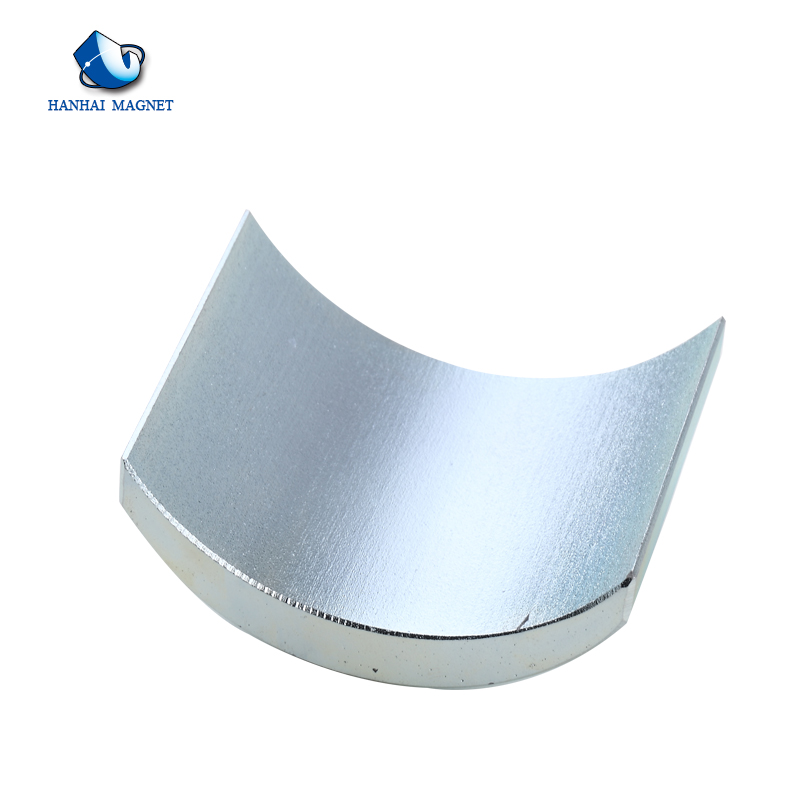 Permanent Motor Magnets Ndfeb Strong Magnets Made In China