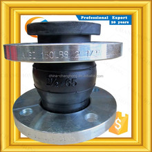 Stainless Steel Flange ANSI 150 Rubber Expansion Joints Pipe Fittings