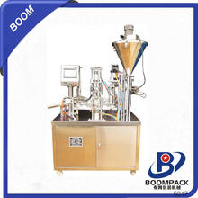 empty pure aluminum coffee capsule filling machine with lid
