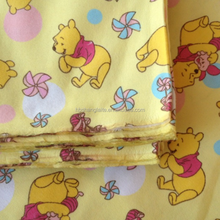custom printed organic cotton flannel fabric for bed sheet,baby blanket flannel fabric,baby prints wholesale fabric