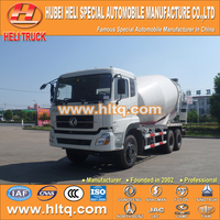 cement truck DONGFENG brand 6x4 10cbm new model hot sale discount price factory sale factory direct concrete mixer truck