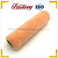"single roller spare part, 9"" roller covers, polyester roller sleeves"