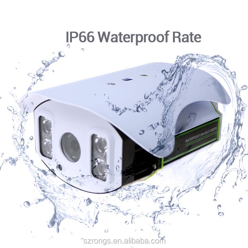 2.0MP auto zoom HD 1080P WIFI waterproof 4X zoom waterproof IP66 security bullet camera