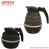 0.8L Electric Collapsible Silicone Travel Kettle