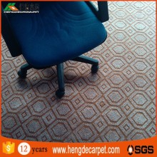 modern design polyester washable jacquard corridor floor carpet hotel