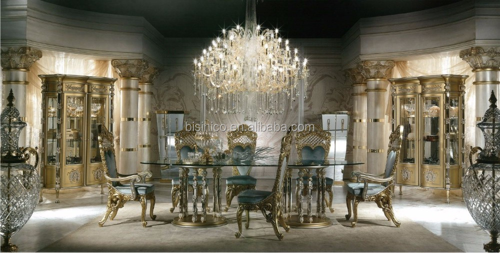 Brilliant Dining Room 3D Rending Design With Dining Furnitures and Home Decorated Chandelier